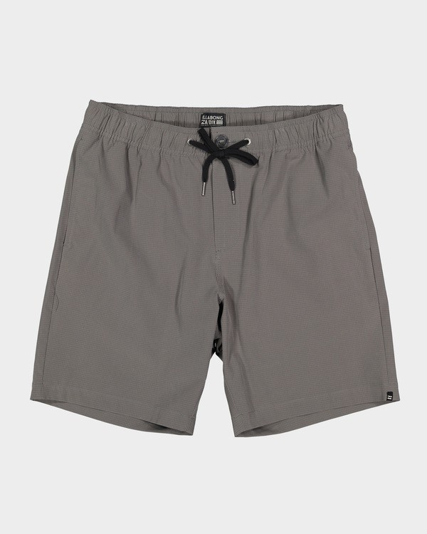0 SURFTREK PERF ELASTIC SHORTS Grey 9591717 Billabong