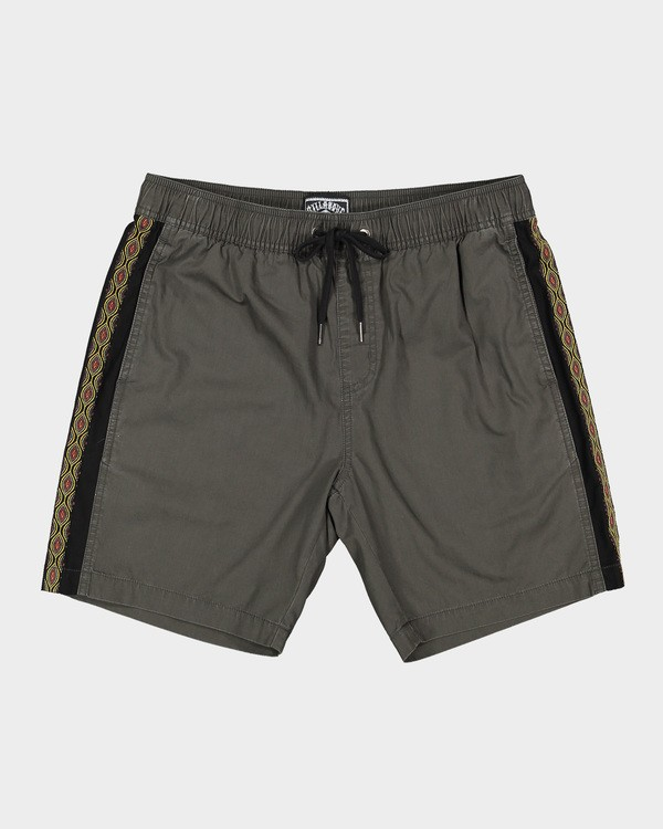 0 DBAH LARRY LAYBACK SHORTS Black 9591722 Billabong