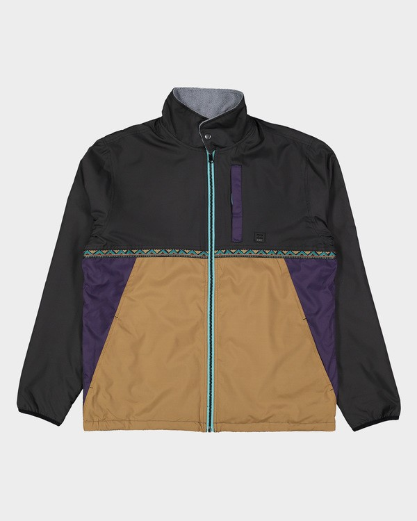 0 ATLAS REVERSIBLE JACKET Black 9591915 Billabong