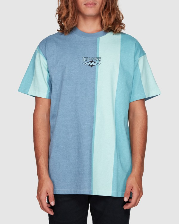 0 HUX TEE Blue 9592040M Billabong