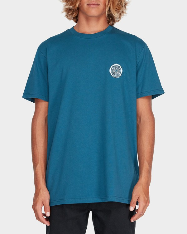 0 SPIRIT WALKER TEE Blue 9595011 Billabong