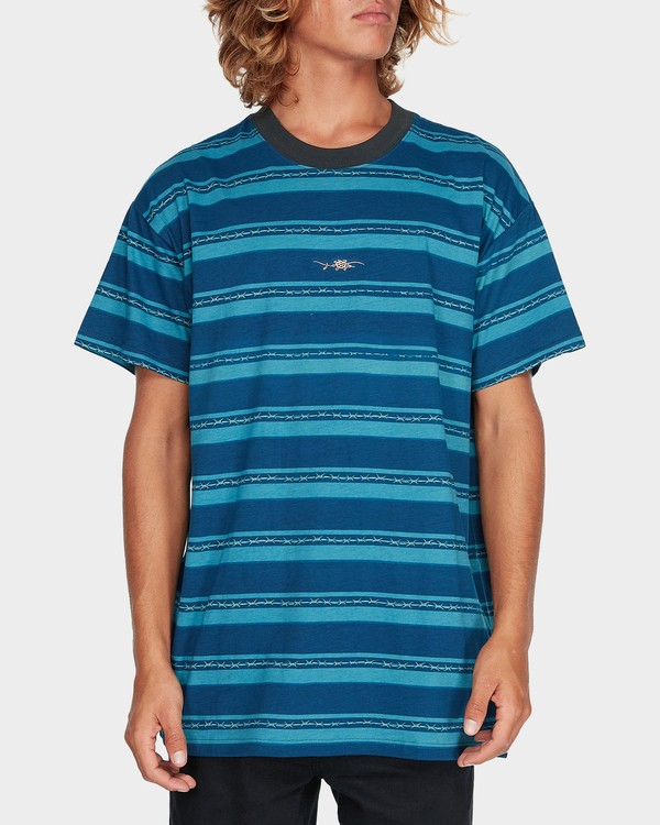 0 PRINTY MIX TEE Blue 9595019 Billabong