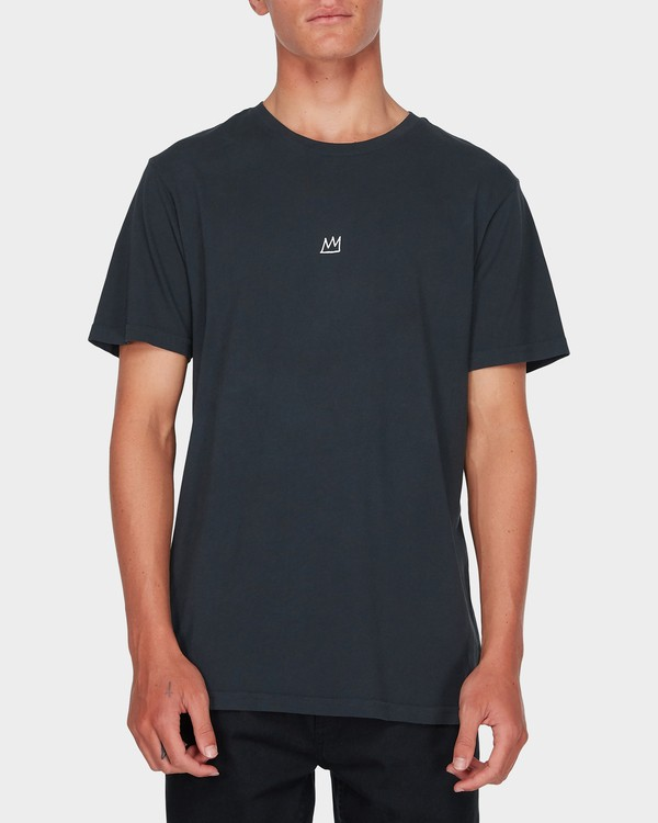 0 TESTPRESS TEE Black 9595054 Billabong