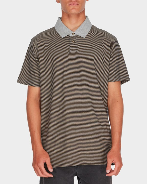 0 DELTA POLO Grey 9595141 Billabong