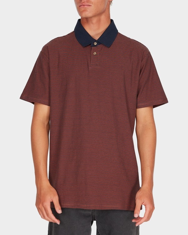 0 Delta Polo Blue 9595141 Billabong