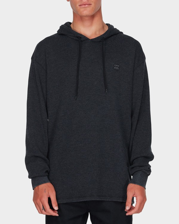 0 KEYSTONE PULL OVER HOODY TEE Black 9595180 Billabong