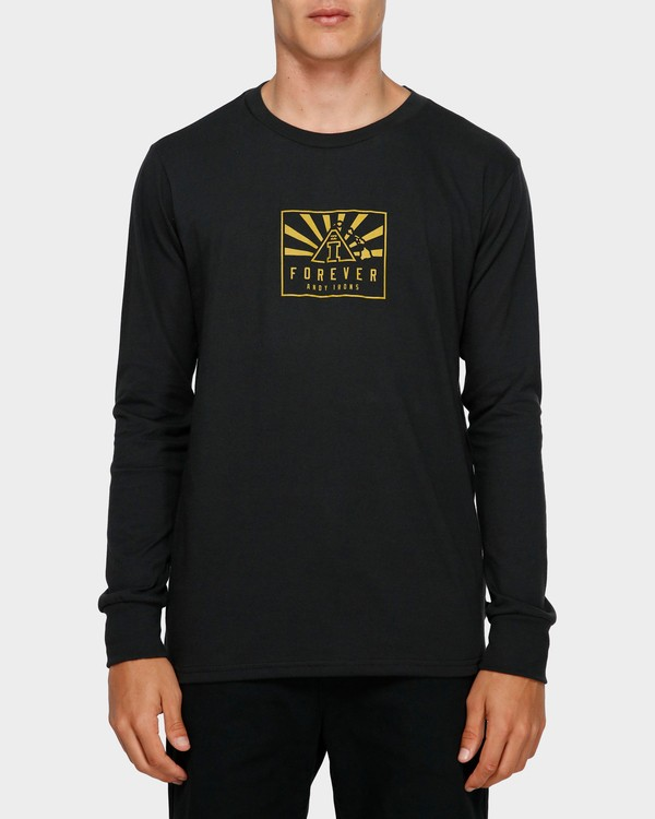 0 Forever Long Sleeve Tee Black 9595186 Billabong