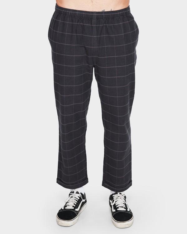 0 Unity Elastic Pants Grey 9595310M Billabong