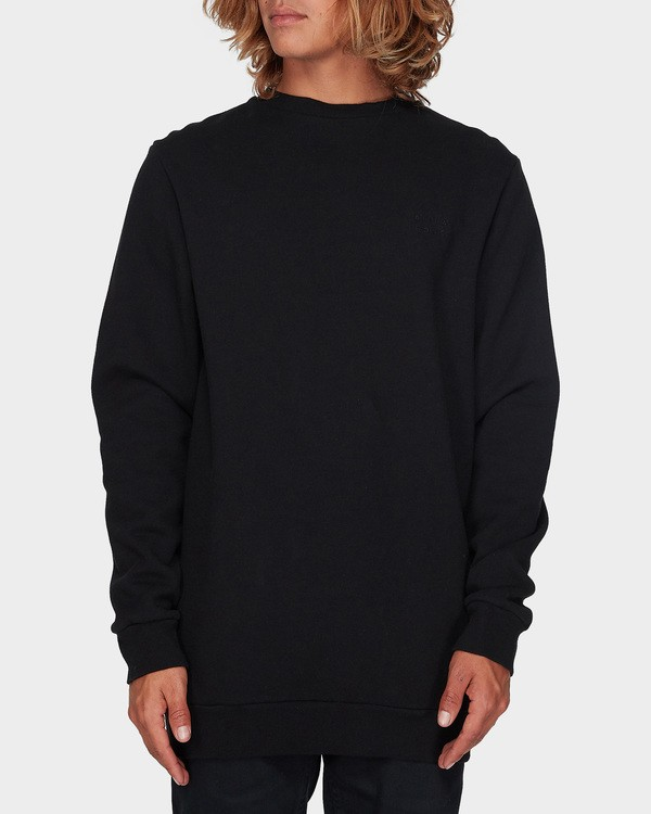 0 OD CREW Black 9595616 Billabong