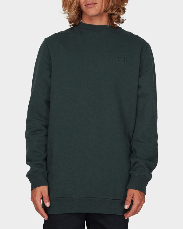 0 CREWY CREW Green 9595616 Billabong