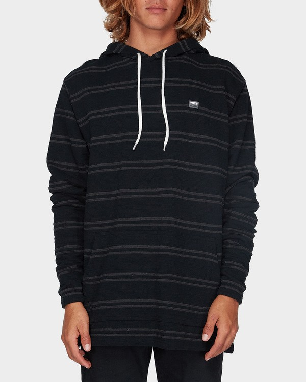 0 FLECKER PULLOVER Black 9595631 Billabong