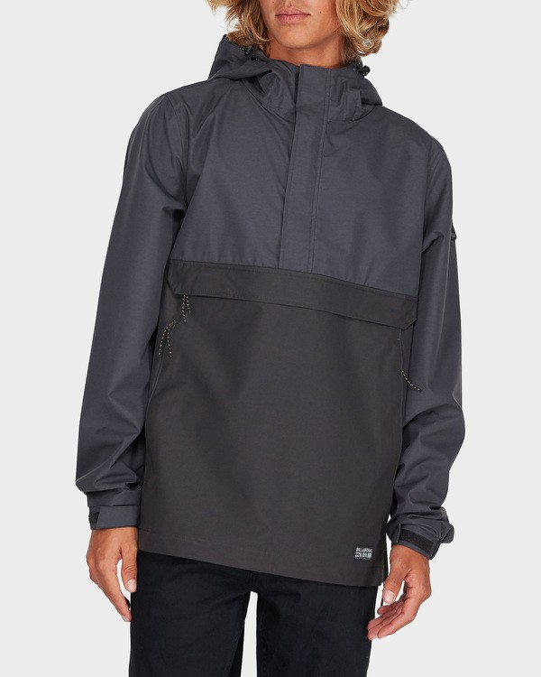 0 BOUNDARY SHELL JACKET Black 9595901 Billabong