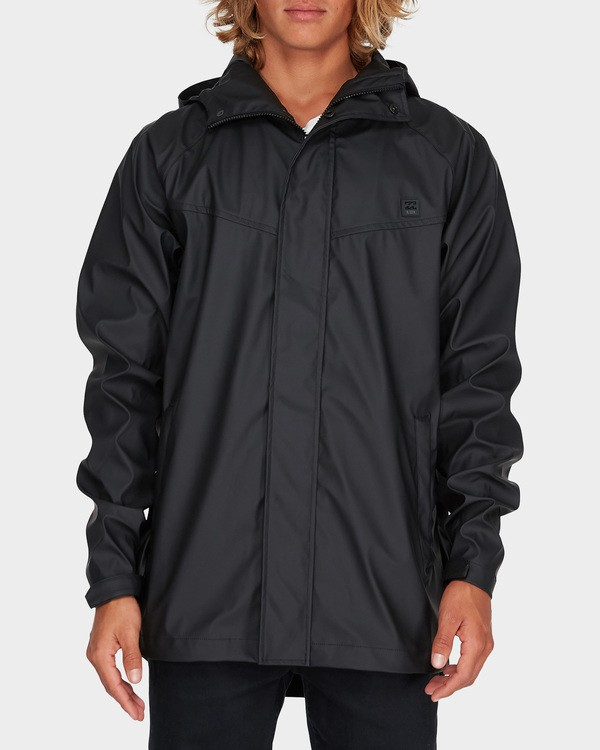 0 SHIELD JACKET Black 9595902 Billabong