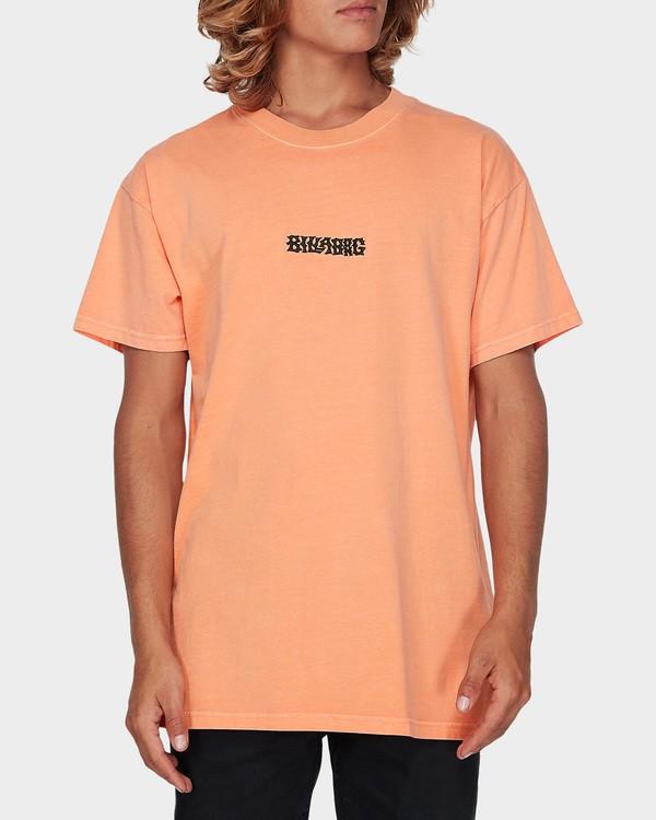 0 BARBARELLA TEE Orange 9596030 Billabong