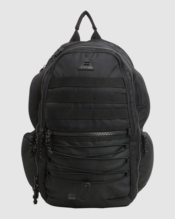 0 Adventure Division Combat Backpack Green 9603002 Billabong