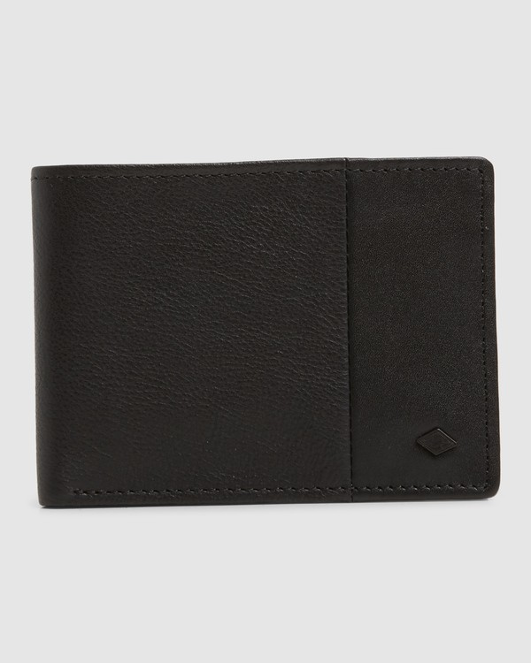 0 Downtown Rfid Slim-Line Wallet Black 9603188 Billabong