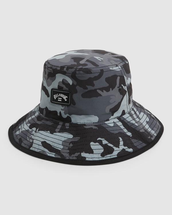 0 Division Reversible Hat Black 9603312 Billabong