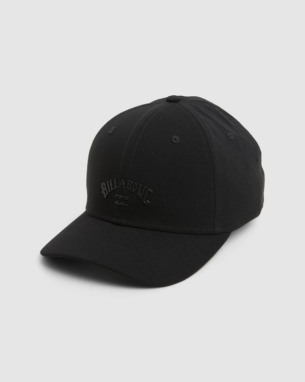 0 Surftrek Ripstop Stretch Cap Black 9603314 Billabong