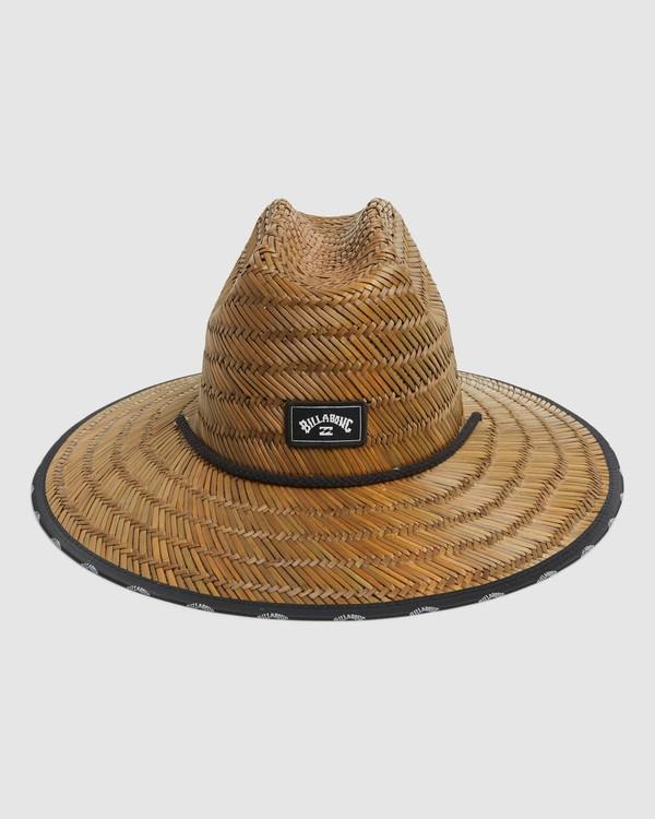 0 Waves Straw Hat Brown 9603343 Billabong