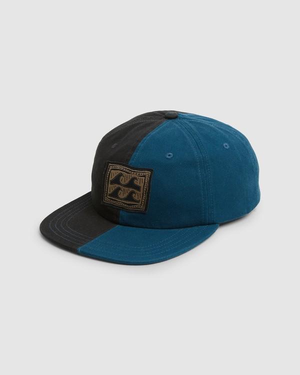 0 Halfrack Snapback Cap Black 9603344 Billabong