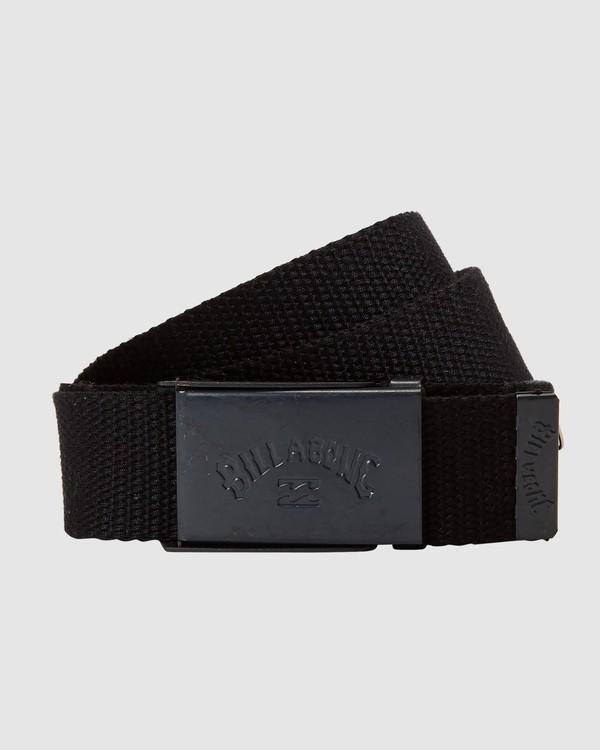 0 Cog Belt Grey 9603655 Billabong