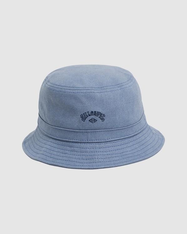 0 Wave Washed Bucket Hat Blue 9604320 Billabong