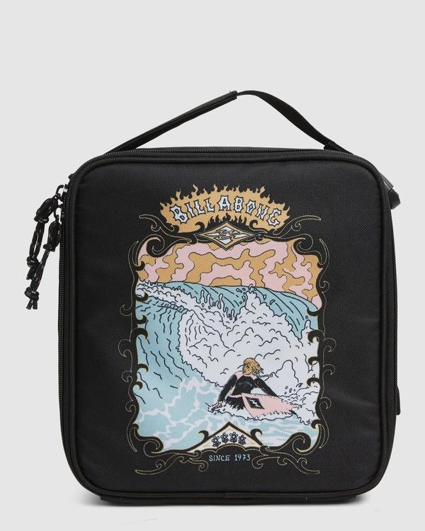 0 High Tide Lunchbox Black 9604513 Billabong