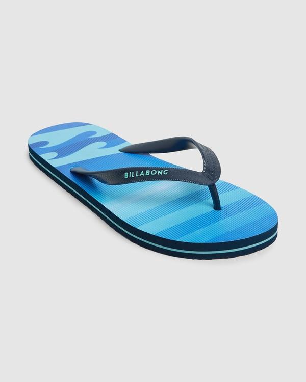 0 Fluid Pro Thongs Blue 9604950 Billabong