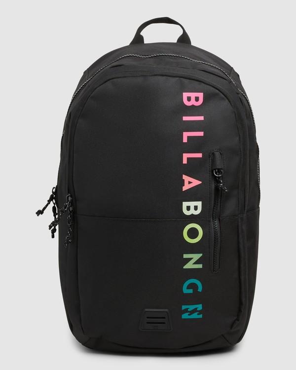 0 Norfolk Backpack Black 9607008 Billabong