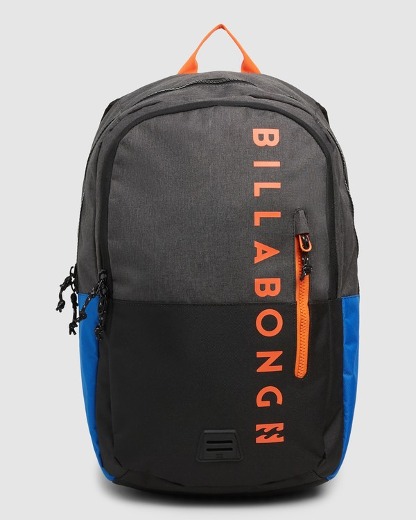0 Norfolk Backpack Black 9607008 Billabong