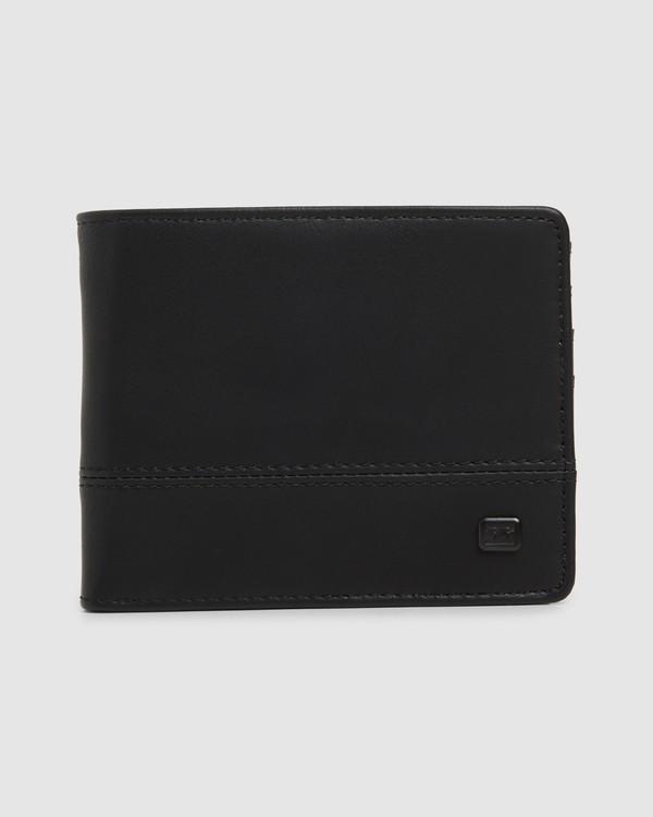 0 Dimension Wallet Black 9607195 Billabong