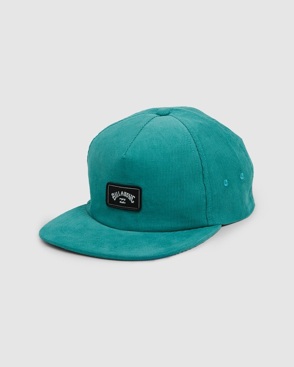 0 Slammed Strapback Green 9607301 Billabong