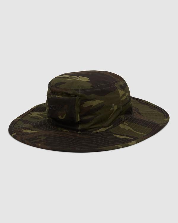 0 Adiv Sun Hat Camo 9607304 Billabong