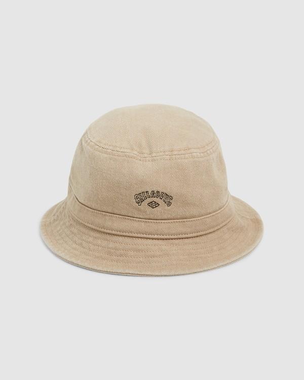 0 Wave Washed Bucket Hat Green 9607320 Billabong