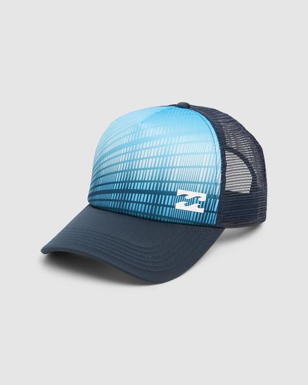 0 Range Trucker Cap Blue 9607322 Billabong