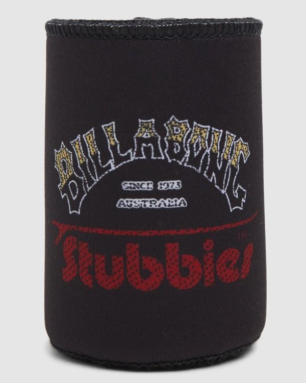 0 Stubbies Stubbie Holder Black 9607520M Billabong