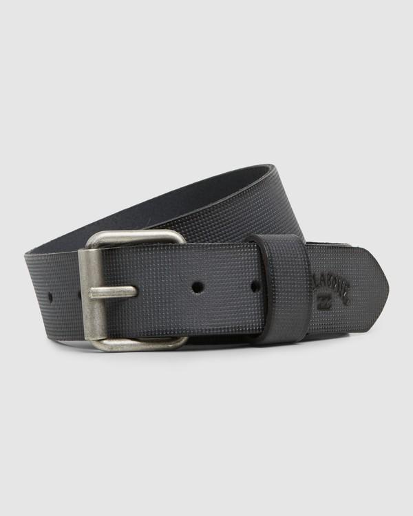 0 Daily Leather Belt Black 9607653 Billabong