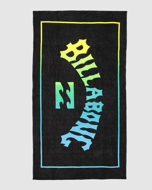 0 Arch Waves Towel Black 9607700 Billabong