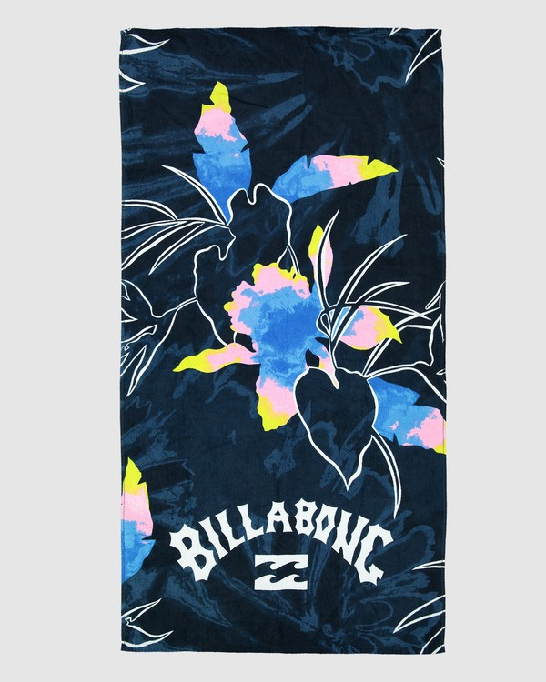 0 Waves Towel Blue 9607701 Billabong