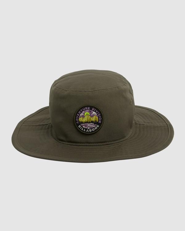 0 Adventure Division Bucket Hat Green 9617316 Billabong