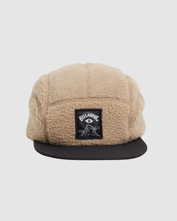 0 Eyesolation Adiv Strapback Cap Beige 9617340 Billabong