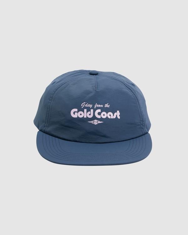 0 GDAY GC SNAPBACK Blue 9617376 Billabong