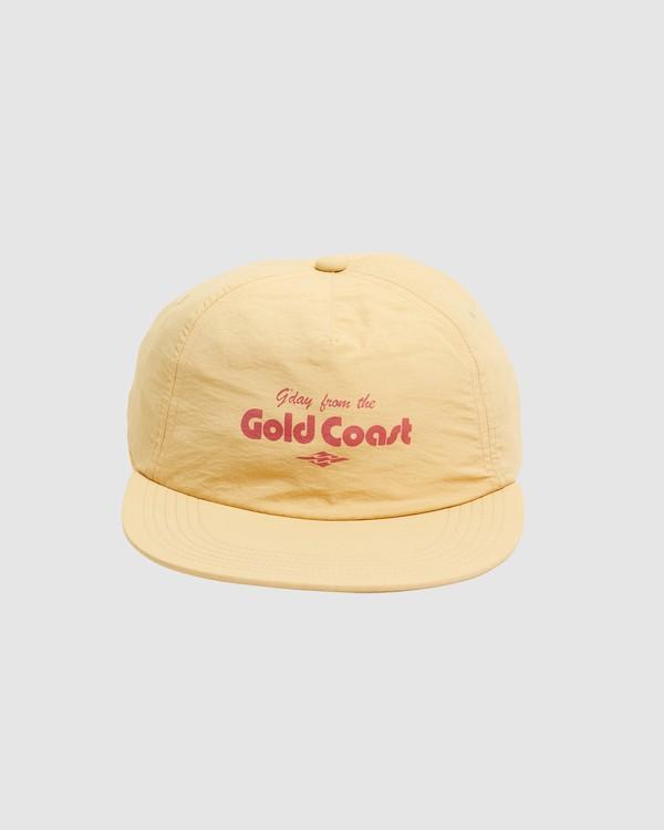 0 GDAY GC SNAPBACK Yellow 9617376 Billabong