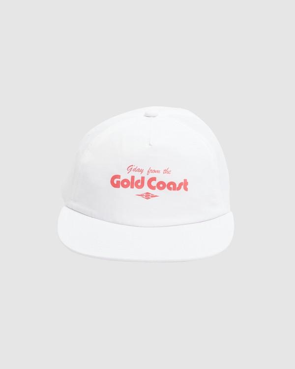 0 GDAY GC SNAPBACK White 9617376 Billabong