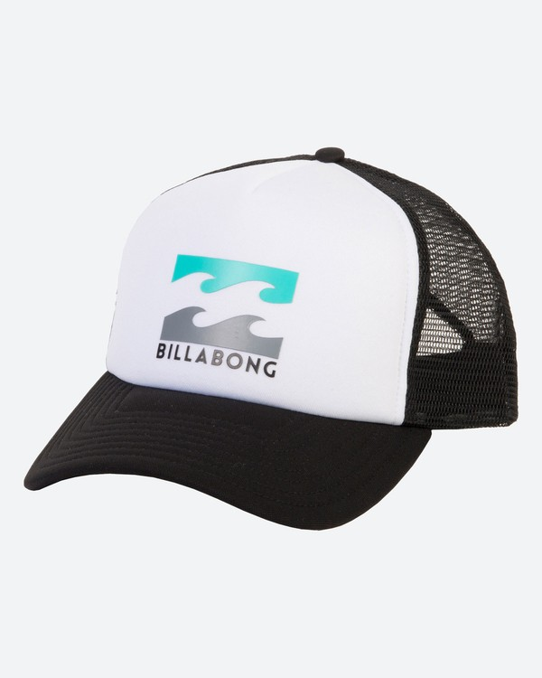 0 PODIUM TRUCKER CAP White 9675306 Billabong