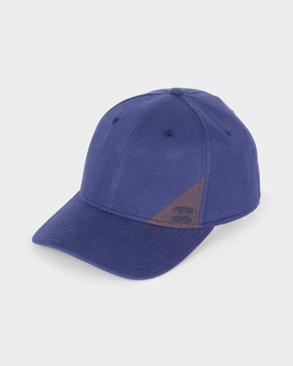 0 STATION STRETCH CAP Blue 9681337 Billabong