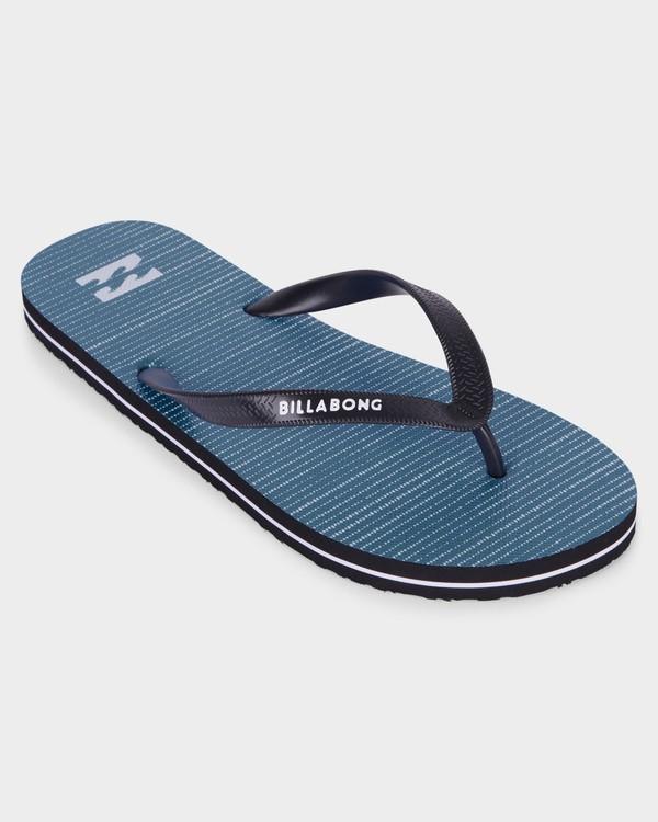 0 SERGIO THONG Blue 9682947 Billabong