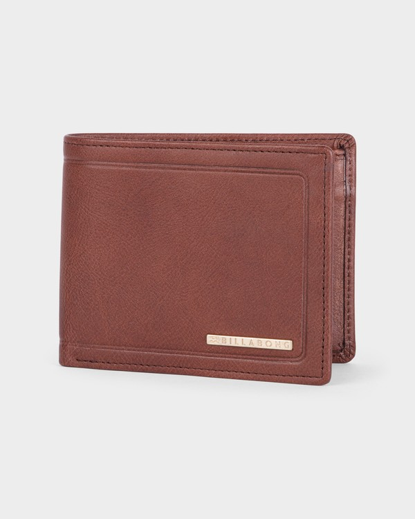 0 Scope 2 In 1 Wallet Green 9685182 Billabong