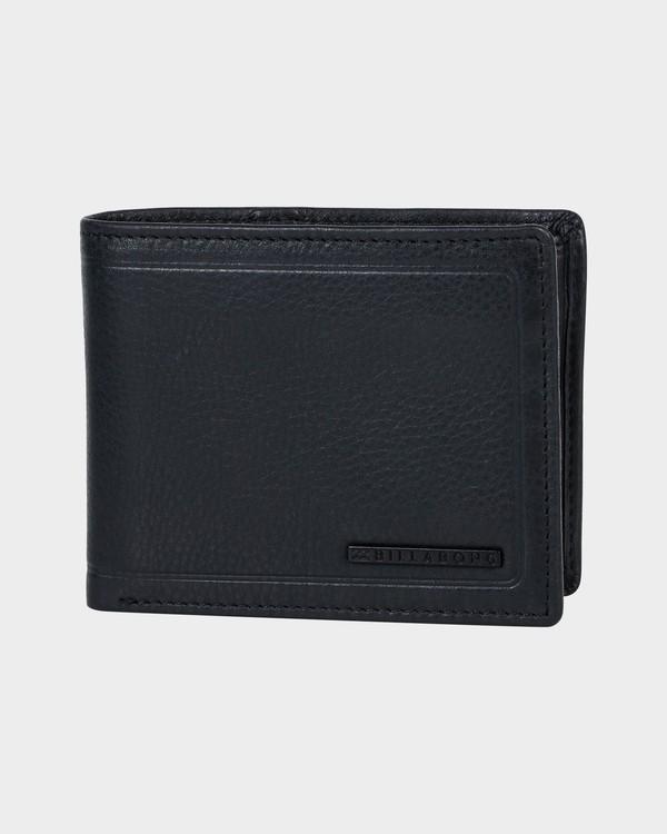 0 Scope 2 In 1 Wallet Black 9685182 Billabong