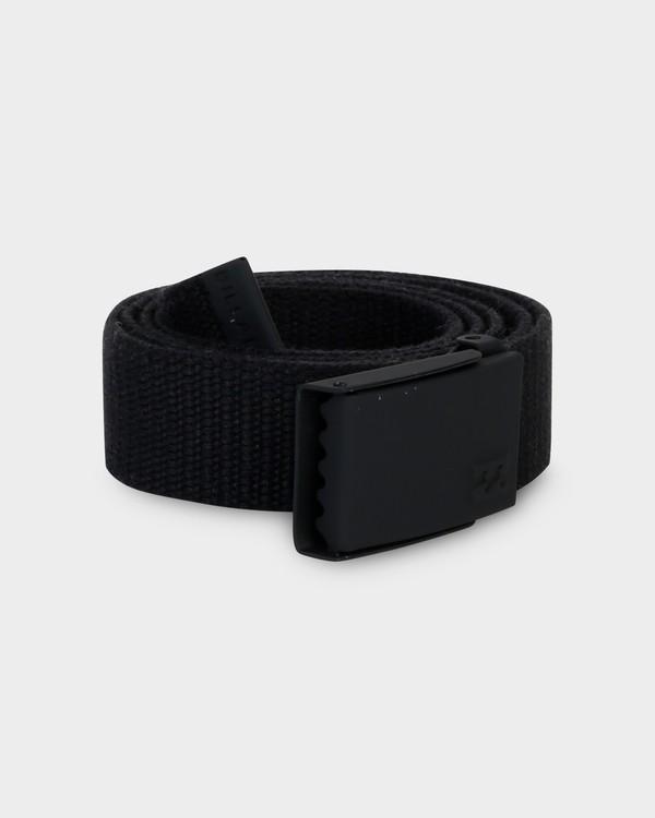 0 Cog Belt Black 9685655 Billabong